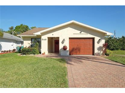 549 100th AVE N Naples, FL MLS# 219005052