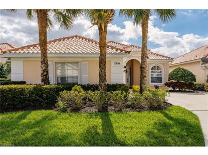 3236 Benicia CT Naples, FL MLS# 219006437