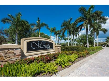 14516 Marsala WAY Naples, FL MLS# 219006452