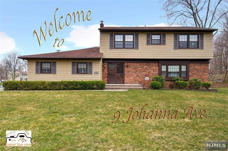 9 Johanna Avenue, Parsippany NJ 07054 For Sale, MLS # 1915925, Weichert com