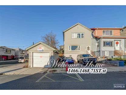 1466 71st Street North Bergen, NJ MLS# 1849391