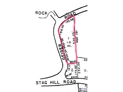 Geiger Road Mahwah,NJ MLS#20012625