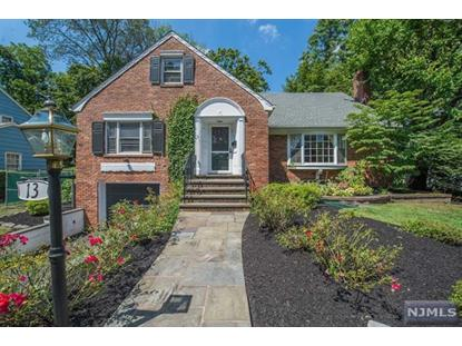 13 Carter Road West Orange, NJ MLS# 20018278