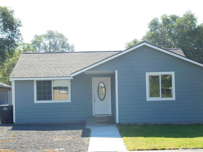 537 N Central Dr, Moses Lake, WA 98837