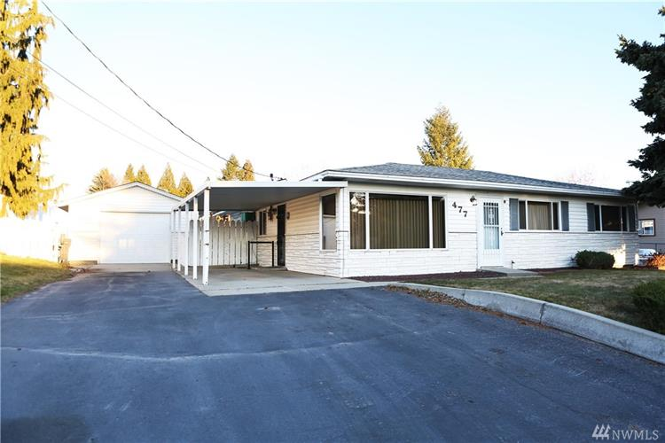 477 N Kentucky, East Wenatchee, WA 98802