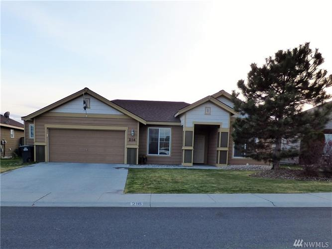216 N Wellington St, Moses Lake, WA 98837
