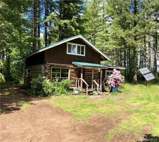 531 W Dry bed Creek Rd, Matlock, WA 98560