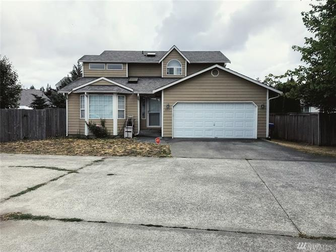 5517 James St SE, Lacey, WA 98513