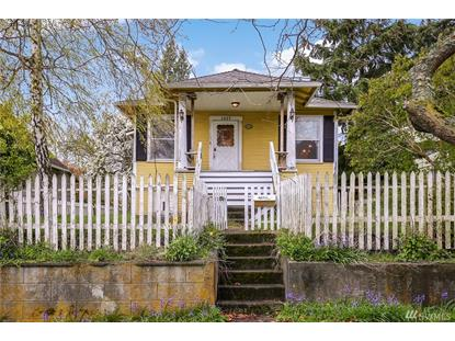 6009 47th Ave SW  Seattle, WA MLS# 1275941