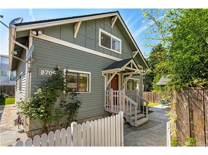 8709 14th Ave NW  Seattle, WA MLS# 1297291
