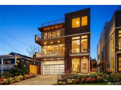 2821 Patten Place W  Seattle, WA MLS# 1369144