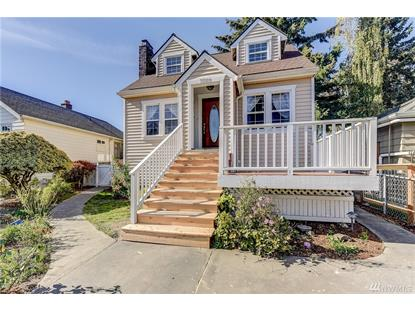 7321 32nd Ave SW  Seattle, WA MLS# 1370951