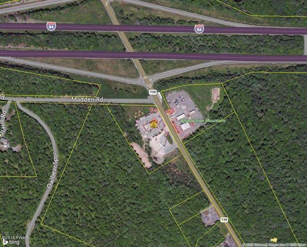 Lot 7 Route 739, Lords Valley, PA 18428