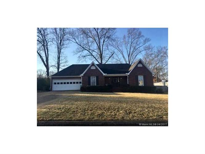3602 Old Ashbrook Road, Corinth, MS 38834