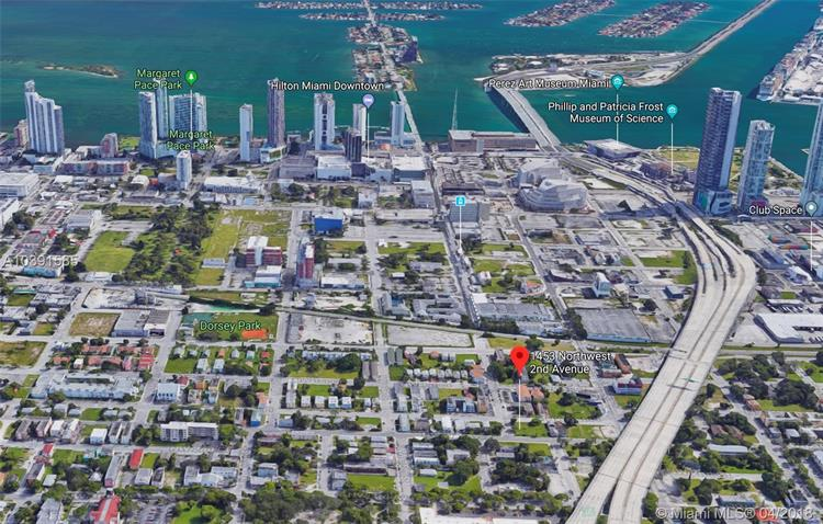 1453 NW 2nd Ave, Miami, FL 33136