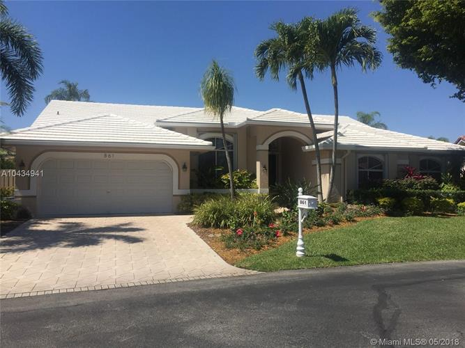 861 SW 88th Ter, Plantation, FL 33324