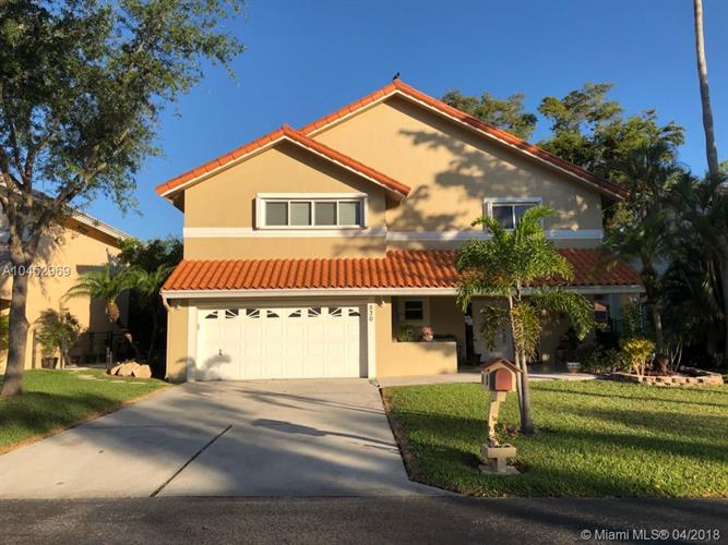 530 NW 205th Ave, Pembroke Pines, FL 33029