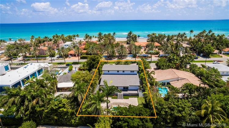 220 Ocean Blvd, Golden Beach, FL 33160