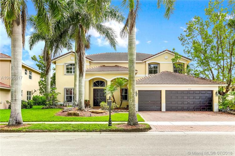 809 Regal Cove Road, Weston, FL 33327