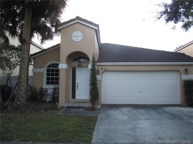 655 NW 159th Ln, Pembroke Pines, FL 33028 - Image 1