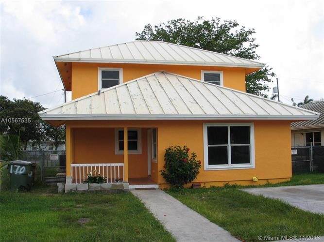 170 NW 4th St, Homestead, FL 33030
