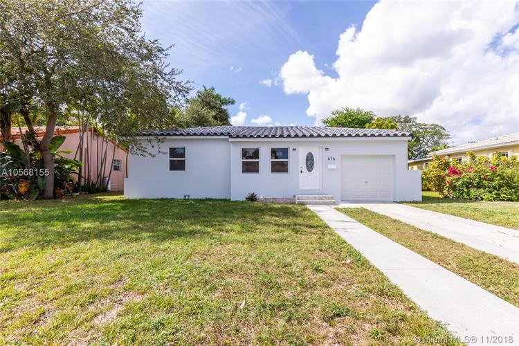 616 East Dr, Miami Springs, FL 33166 - Image 1