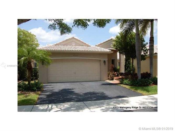 4373 Mahogany Ridge Dr, Weston, FL 33331 - Image 1