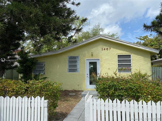 1407 SW 27th Ct, Fort Lauderdale, FL 33315 - Image 1