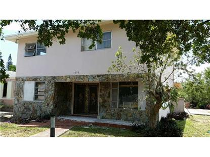 1650 NW 153rd St Miami Gardens, FL MLS# A10091494