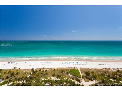 10101 Collins Ave  Bal Harbour, FL MLS# A10096069