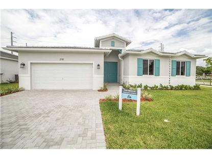 218 NE 18th Ter  Homestead, FL MLS# A10097121