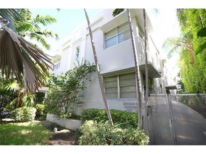 1559 Meridian Ave # 107 Miami Beach, FL MLS# A10098904