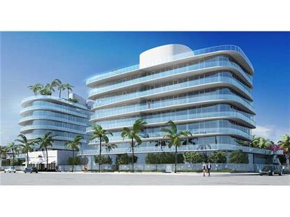 1 Collins Ave # 207 Miami Beach, FL MLS# A10104512