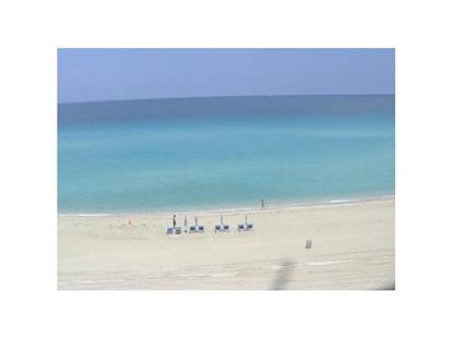 17121 Collins Ave  Sunny Isles Beach, FL MLS# A10132948