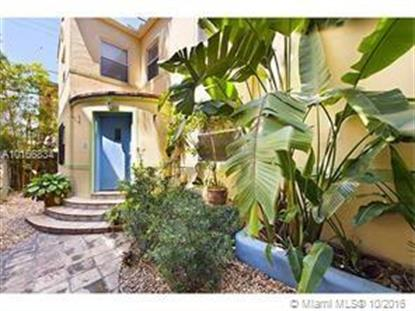 1614 Jefferson Ave  Miami Beach, FL MLS# A10166834