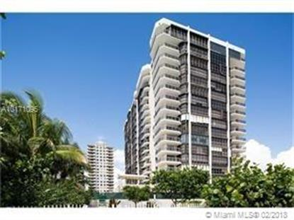 6423 Collins Ave # 709 Miami Beach, FL MLS# A10171095