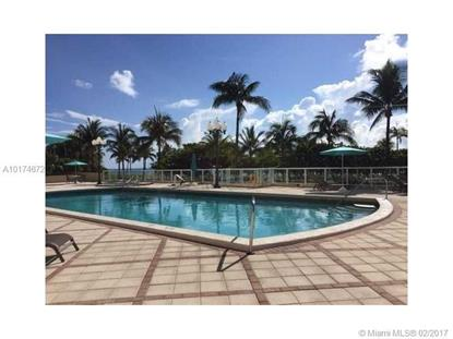 10185 Collins Ave # 716 Bal Harbour, FL MLS# A10174672