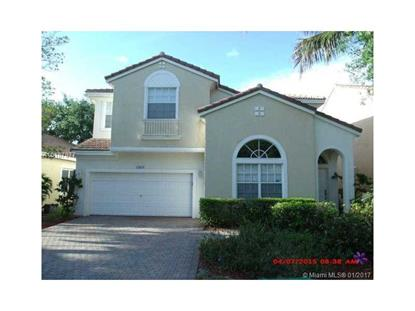 12614 NW 6th St Coral Springs, FL MLS# A10187977