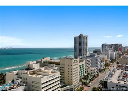 4401 COLLINS AV  Miami Beach, FL MLS# A10205867