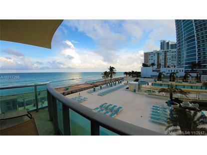 2501 S OCEAN DR # 311 Hollywood, FL MLS# A10217295