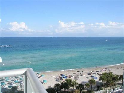 18683 Collins Ave # 1510 Sunny Isles Beach, FL MLS# A10217536