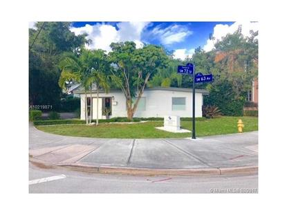 6295 Sunset Dr South Miami, FL MLS# A10219871