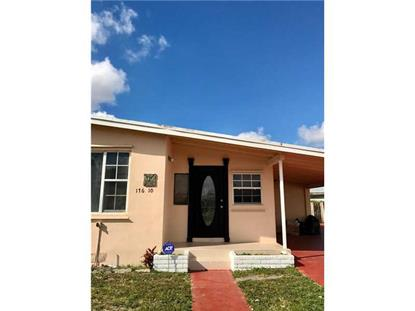17610 NW 33rd Ct Miami Gardens, FL MLS# A10222321
