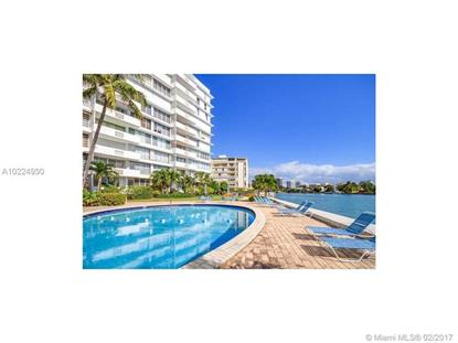 9101 E Bay Harbor Dr # 1001 Bay Harbor Islands, FL MLS# A10224930