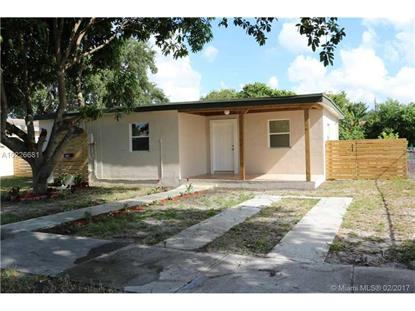 2310 NW 153rd St Miami Gardens, FL MLS# A10226681