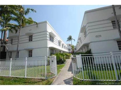 1525 Pennsylvania Ave # 5 Miami Beach, FL MLS# A10228436
