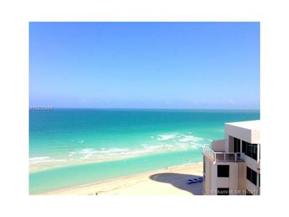 17315 Collins Ave # 1503 Sunny Isles Beach, FL MLS# A10230866