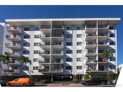 1000 Michigan Ave  Miami Beach, FL MLS# A10232602