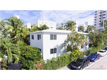 1620 Bay Rd  Miami Beach, FL MLS# A10233863