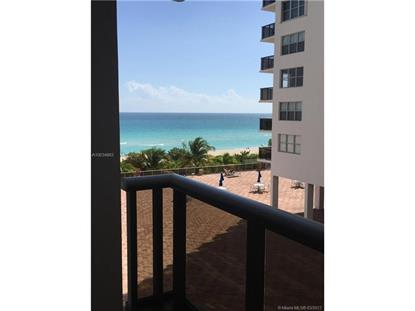 6039 Collins Ave # 506 Miami Beach, FL MLS# A10234883